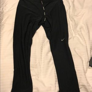 Nike dri-fit running pants